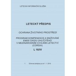 Předpis L 16/IV
