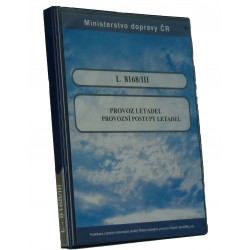 Desky k předpisu L 8168/III