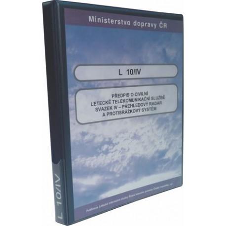 Desky k předpisu L 10/IV