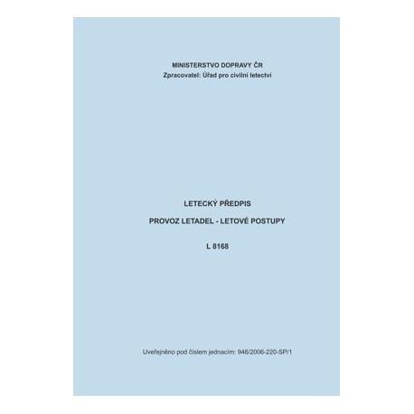 Předpis L 8168