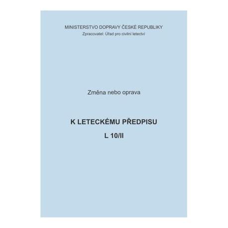 Předpis L 10/II, zm. č. 89