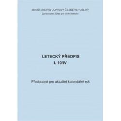 Předplatné 2016 - předpis L 10/IV