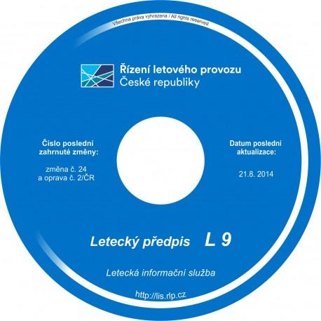 Předpis L 9/CD