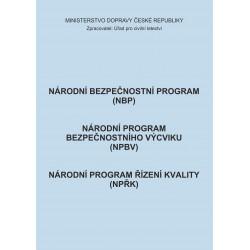 Národní programy - POZOR ZMĚNA