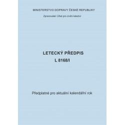 Předpis L 8168/I