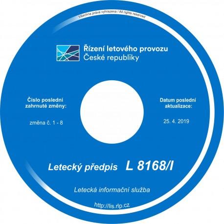 Předplatné - předpis L 8168/I - CD