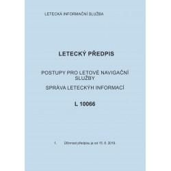 Předpis L 10066