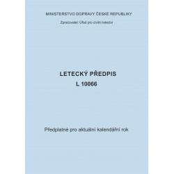 Předplatné - předpis L 10066