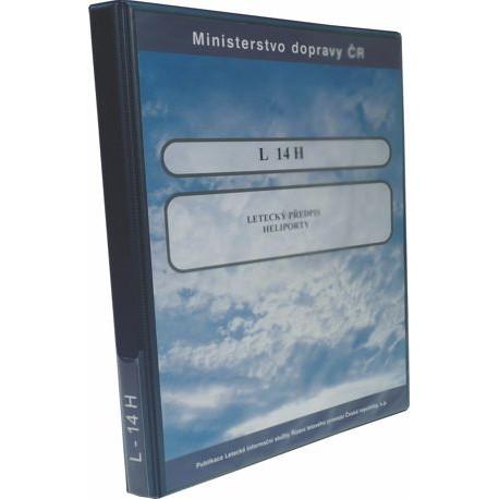 Desky k předpisu L 14 H