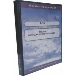 Desky k předpisu L 15