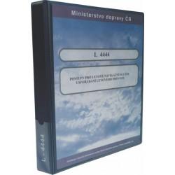 Desky k předpisu L 4444
