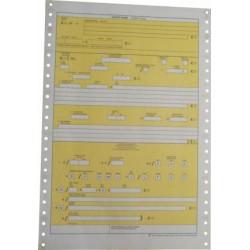 Formuláře letového plánku