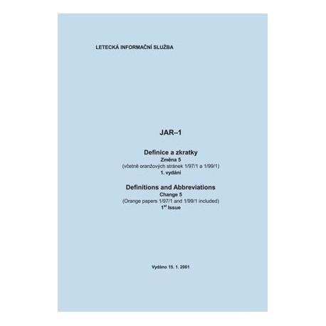 Předpis JAR-1
