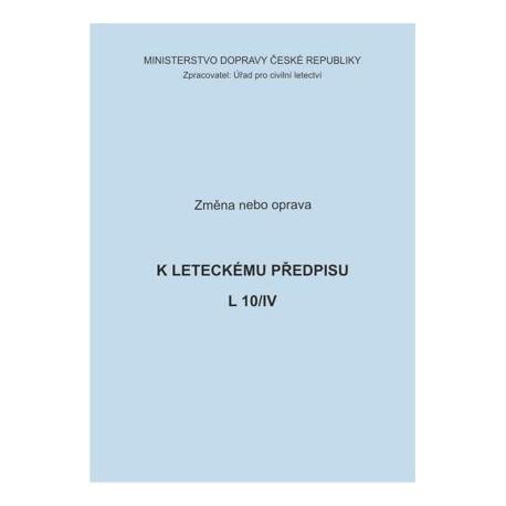 Předpis L 10/IV, zm. č. 89