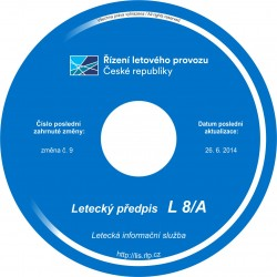 Předpis L 8/A - CD