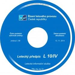 Předpis L 10/IV - CD