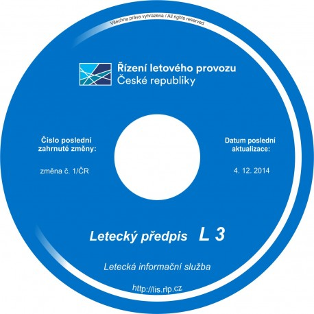Předplatné 2016 - předpis L 3/CD