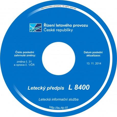 Předplatné 2016 - předpis L 8400/CD