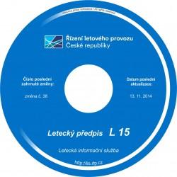 Předplatné - předpis L 15/CD
