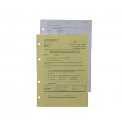 Základní listy VFR příručka v anglickém jazyce